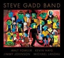 Steve Gadd: Steve Gadd Band (Digipack), CD