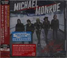 Michael Monroe: One Man Gang (Deluxe Edition), 2 CDs