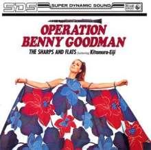 Nobuo Hara (1926-2021): Benny Goodman Sakusen(Reissue), CD