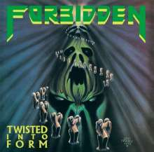 Forbidden: Twisted Into Form +4 (Limited Ed.), CD