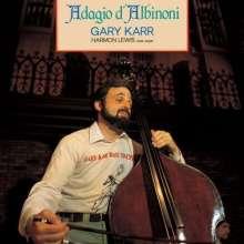 Gary Karr - Adagio d'Albinoni, CD