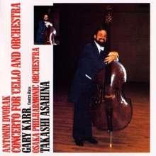 Antonin Dvorak (1841-1904): Cellokonzert op.104 (arr. für Kontrabass & Orchester), CD