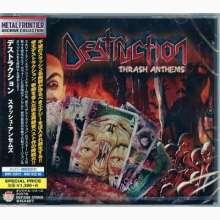 Destruction: Thrash Anthems, CD