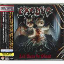 Exodus: Let There Be Blood, CD