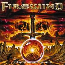 Firewind: Between Heaven And Hell (Reissue), CD