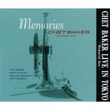 Chet Baker (1929-1988): In Tokyo, 2 CDs