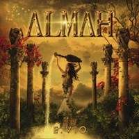 AlmaH: E.V.O., CD