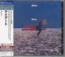 Airto Moreira (geb. 1941): Free (BLU-SPEC CD), CD