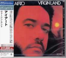 Airto Moreira (geb. 1941): Virgin Land (BLU-SPEC CD), CD