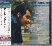 Art Farmer (1928-1999): Something You Got (BLU-SPEC CD), CD