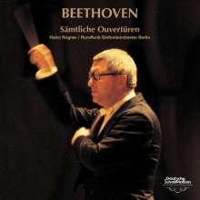 Ludwig van Beethoven (1770-1827): Ouvertüren (Ges.-Aufn.) (Ultimate High Quality CD), 2 CDs