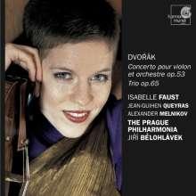 Antonin Dvorak (1841-1904): Violinkonzert op.53 (Ultimate High Quality CD), CD