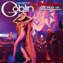 Goblin: Live In Japan: The Best Of Italian Rock (2 BLU-SPEC CDs + DVD), 2 CDs