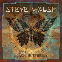 Steve Walsh (ex-Kansas): Black Butterfly (BLU-SPEC CD), CD
