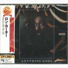 Ron Carter (geb. 1937): Anything Goes, CD