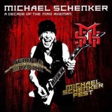 Michael Schenker: A Decade Of The Mad Axeman (2 Blu-Spec CD2), 2 CDs