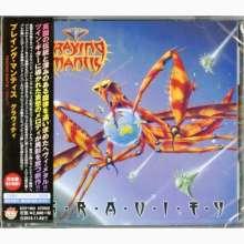 Praying Mantis: Gravity, CD