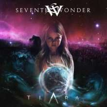 Seventh Wonder: Tiara, CD