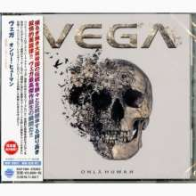 Vega: Only Human +1, CD