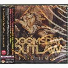 Doomsday Outlaw: Hard Times +1, CD