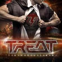The Treat: Tunguska, CD