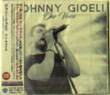 Johnny Gioeli: One Voice +Bonus, CD