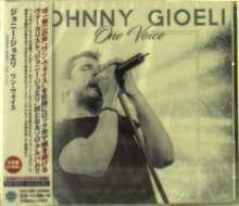 Johnny Gioeli: One Voice +Bonus, CD