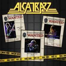 Alcatrazz: Parole Denied: Tokyo 2017, 2 CDs und 1 DVD