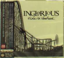 Inglorious: Ride To Nowhere +1, CD