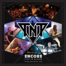TNT (Heavy Metal): Encore: Live In Milano, 2 CDs und 1 DVD