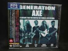 Generation Axe: The Guitars That Destroyed The World - Live In China (Blu-Spec CD), CD