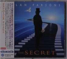 Alan Parsons: The Secret, 1 CD und 1 DVD-Audio