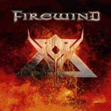Firewind: Firewind (+Bonus), CD
