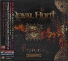 Royal Hunt: Dystopia (Digipack), 2 CDs