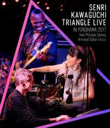 Senri Kawaguchi (geb. 1997): Senri Kawaguchi Triangle Live In Yokohama 2017, Blu-ray Disc