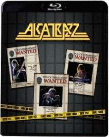 Alcatrazz: Parole Denied: Tokyo 2017, Blu-ray Disc