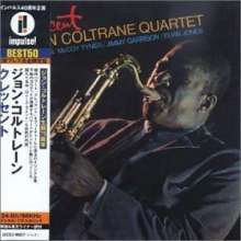 John Coltrane (1926-1967): Crescent(Ltd.Paper-Slee, CD