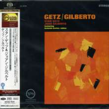 Stan Getz (1927-1991): Getz / Gilberto, Super Audio CD Non-Hybrid