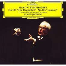 Joseph Haydn (1732-1809): Symphonien Nr.103 & 104, CD