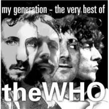 The Who: My Generation: The Very Best Of The Who, CD