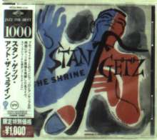 Stan Getz (1927-1991): At The Shrine (Ltd. Edition), CD