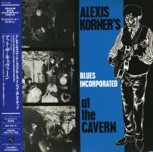 Alexis Korner: At The Cavern +12(Paper, CD