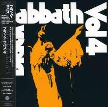 Black Sabbath: Vol. 4 (Papersleeve), CD