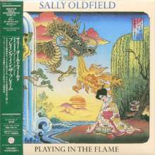 Sally Oldfield: Playing In The Flame (Papersleeve), CD