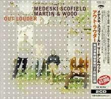 John Medeski (geb. 1965): Out Louder(& Billy Mart, CD