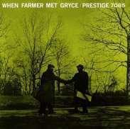 Art Farmer & Gigi Gryce: When Farmer Met Gryce, CD
