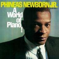 Phineas Newborn Jr. (1931-1989): A World Of Piano!, CD