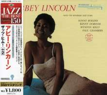 Abbey Lincoln (1930-2010): That's Him!, CD