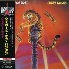 Tygers Of Pan Tang: Crazy Nights(Ltd.)(Reissue)(Pa, CD