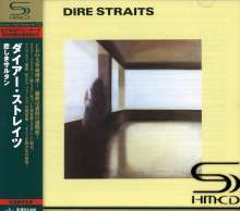 Dire Straits: Dire Straits (SHM-CD)(Limited Edition) (Remastered), CD